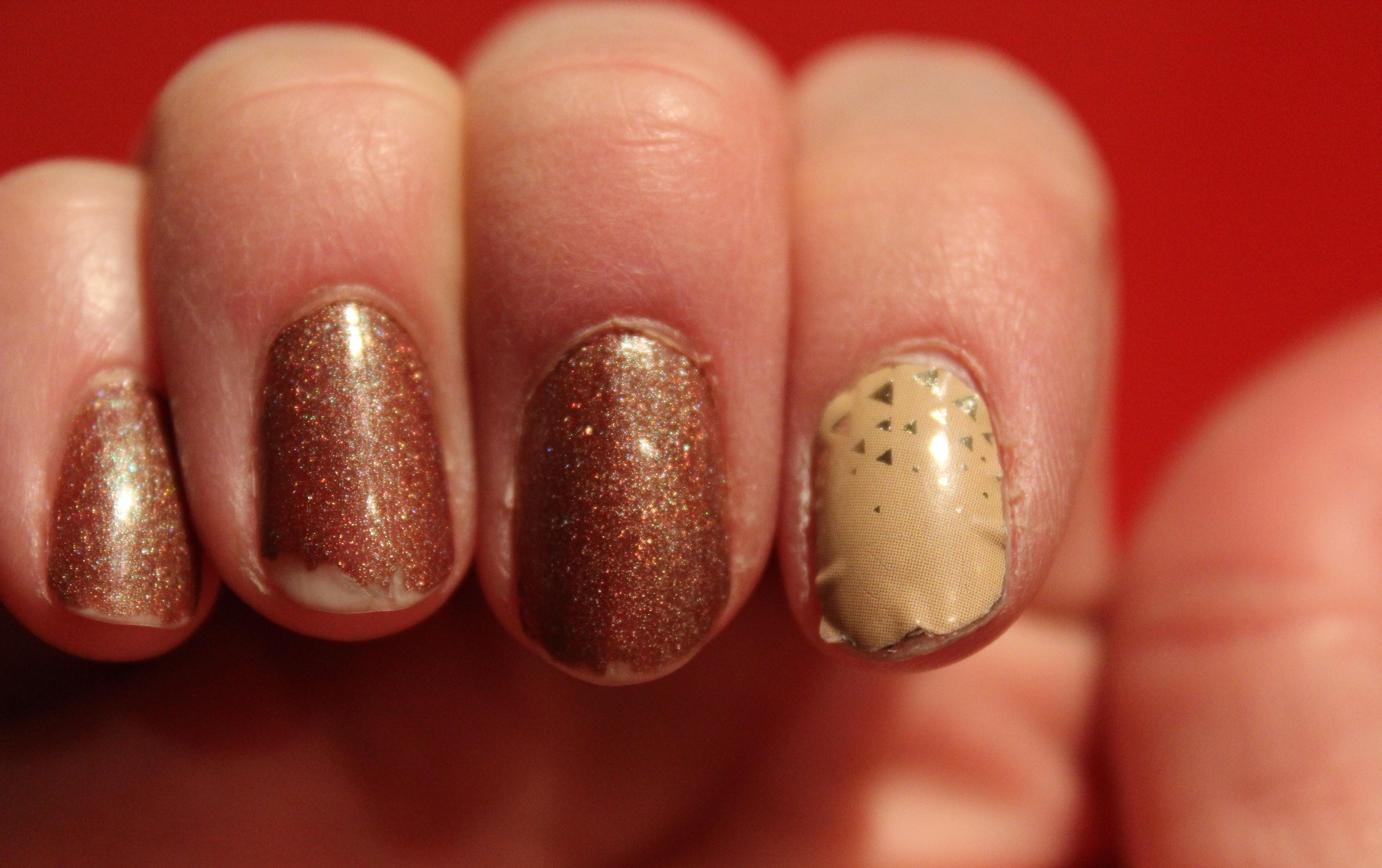 Mani Monday – Jamberry Nails! – The Foxy Kat