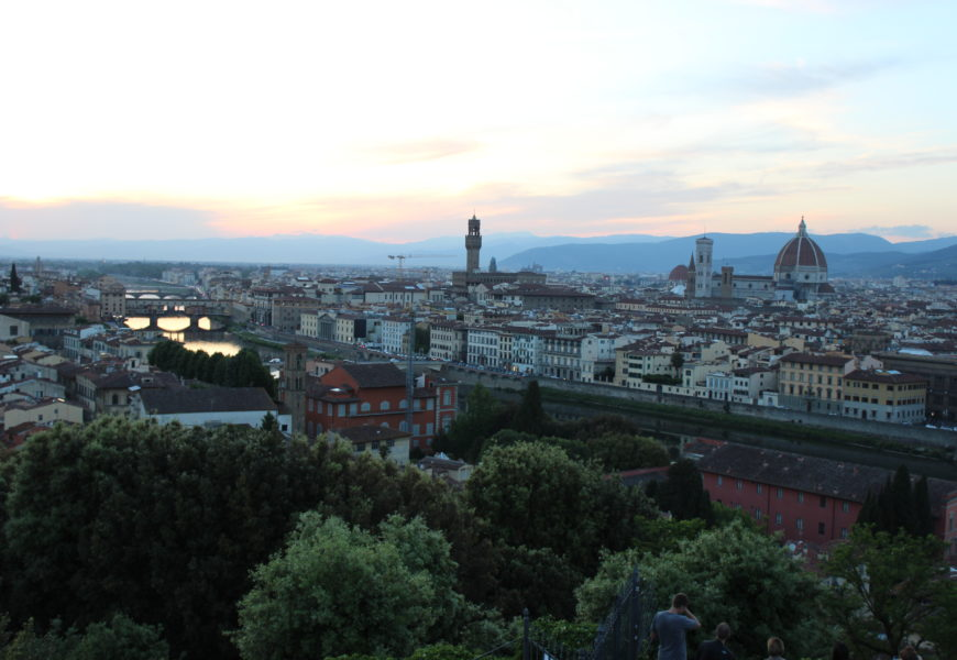 Views from the Top – Part 1 | Florence, Italy
