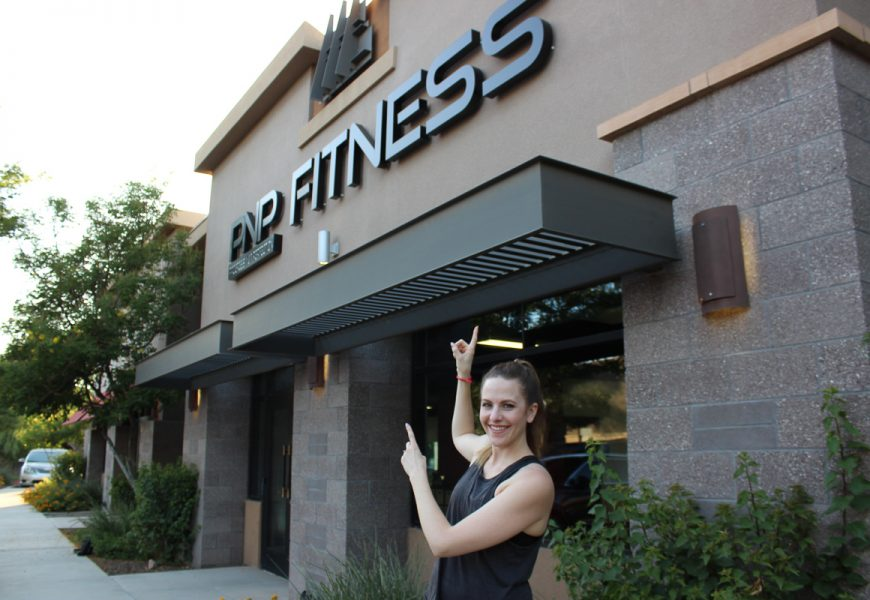 Personal Training with PNP Fitness in Gilbert, Arizona