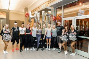HIIT by LAF – Recap + Workout Event!