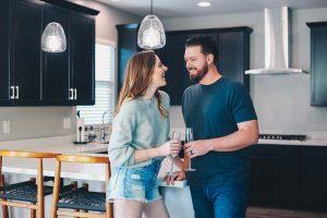 Home Renovation | Kitchen Tile Backsplash